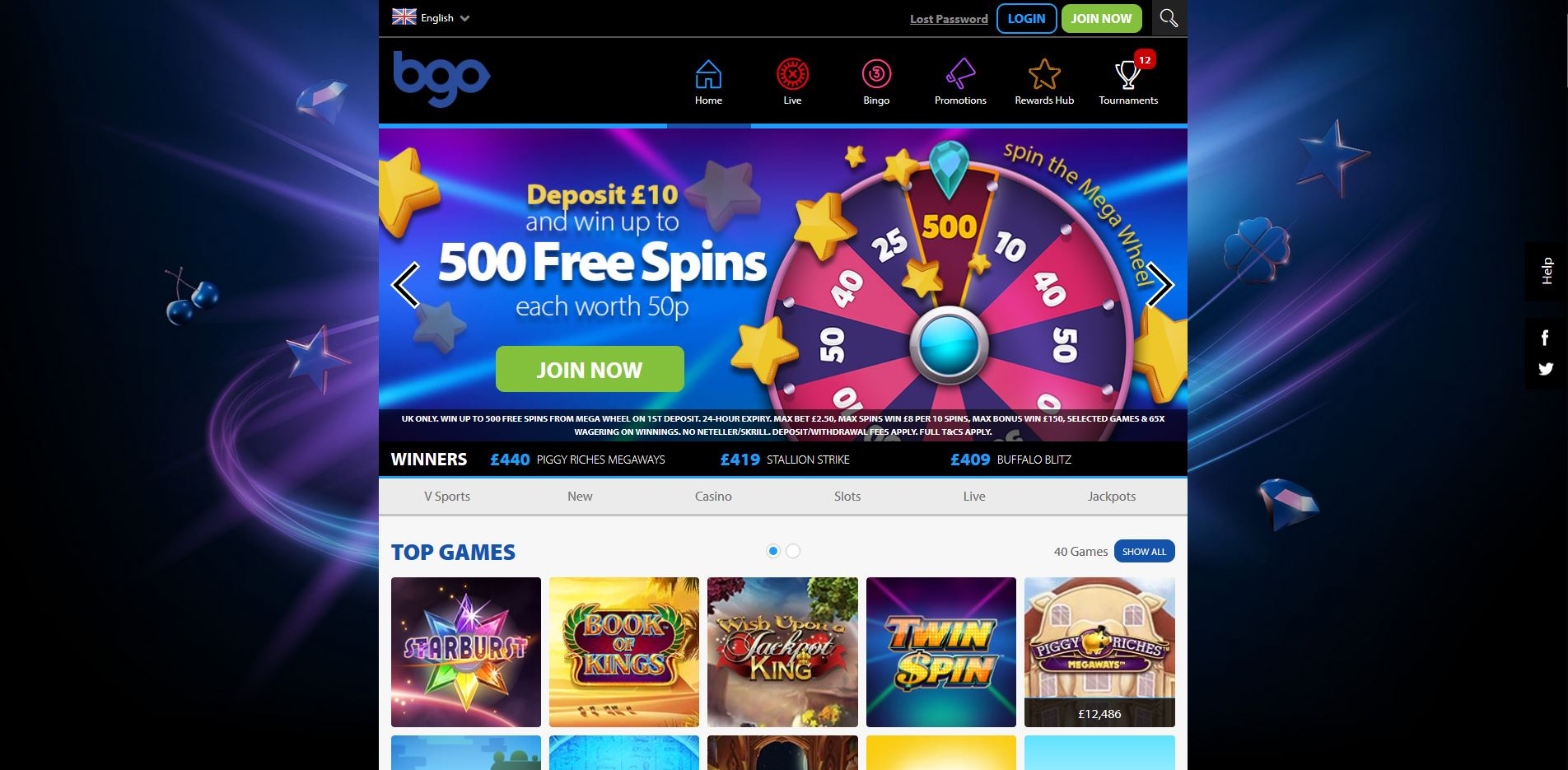 Bgo Casino Reviews